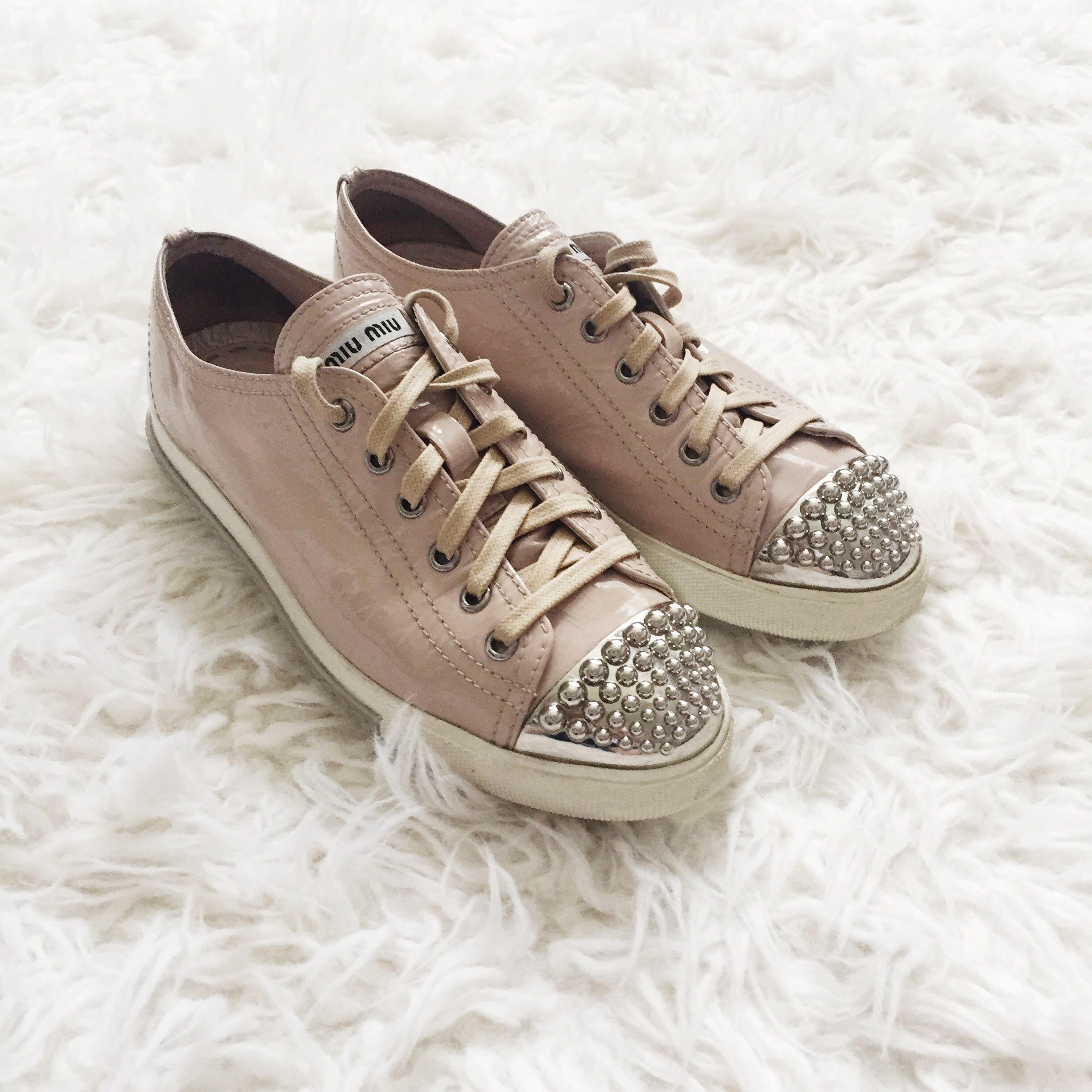 734e9de719 Miu Miu runners available on Suite Adore #miumiu #runners #sneakers #shoes  #pink #fashion #women #luxury #consignment #shop #suiteadore