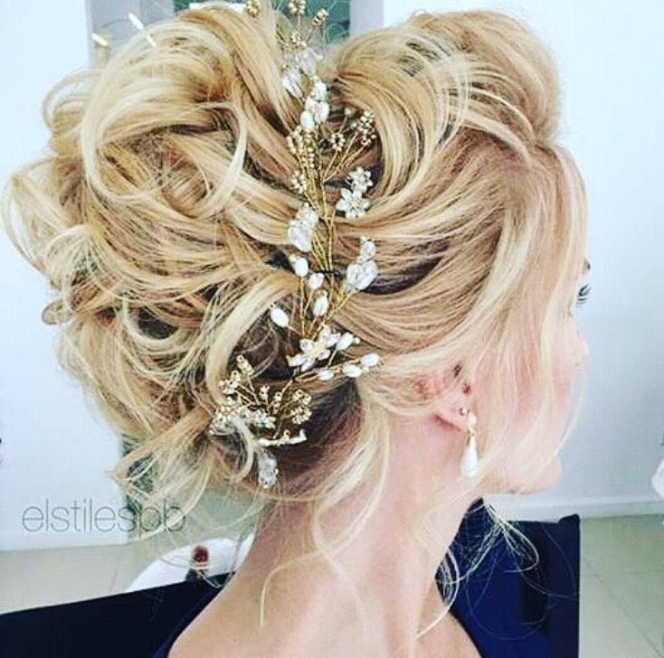 Pin By Didem Yilmaz On Gelin Pinterest Weddings Hair Style And
