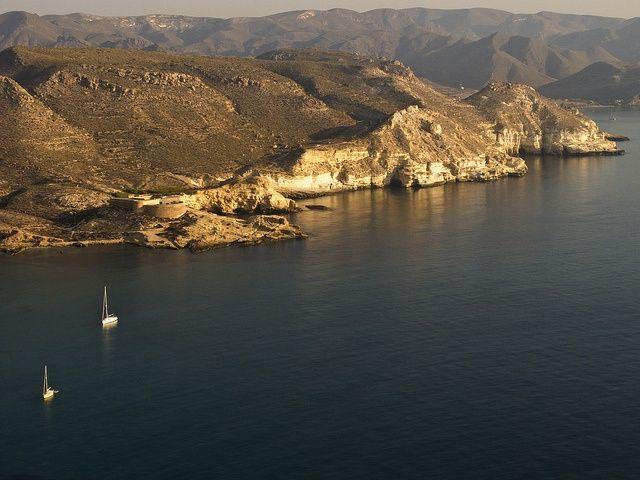 La Molata Las Negras Rodalquilar Almería Cabo De Gata Calas