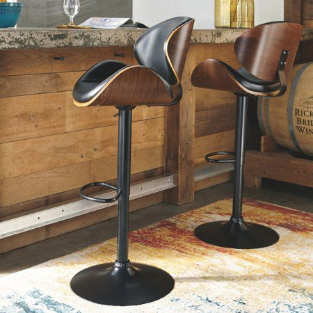 Miraculous Signature Design By Ashley Bellatier Tall Black Bucket Gmtry Best Dining Table And Chair Ideas Images Gmtryco