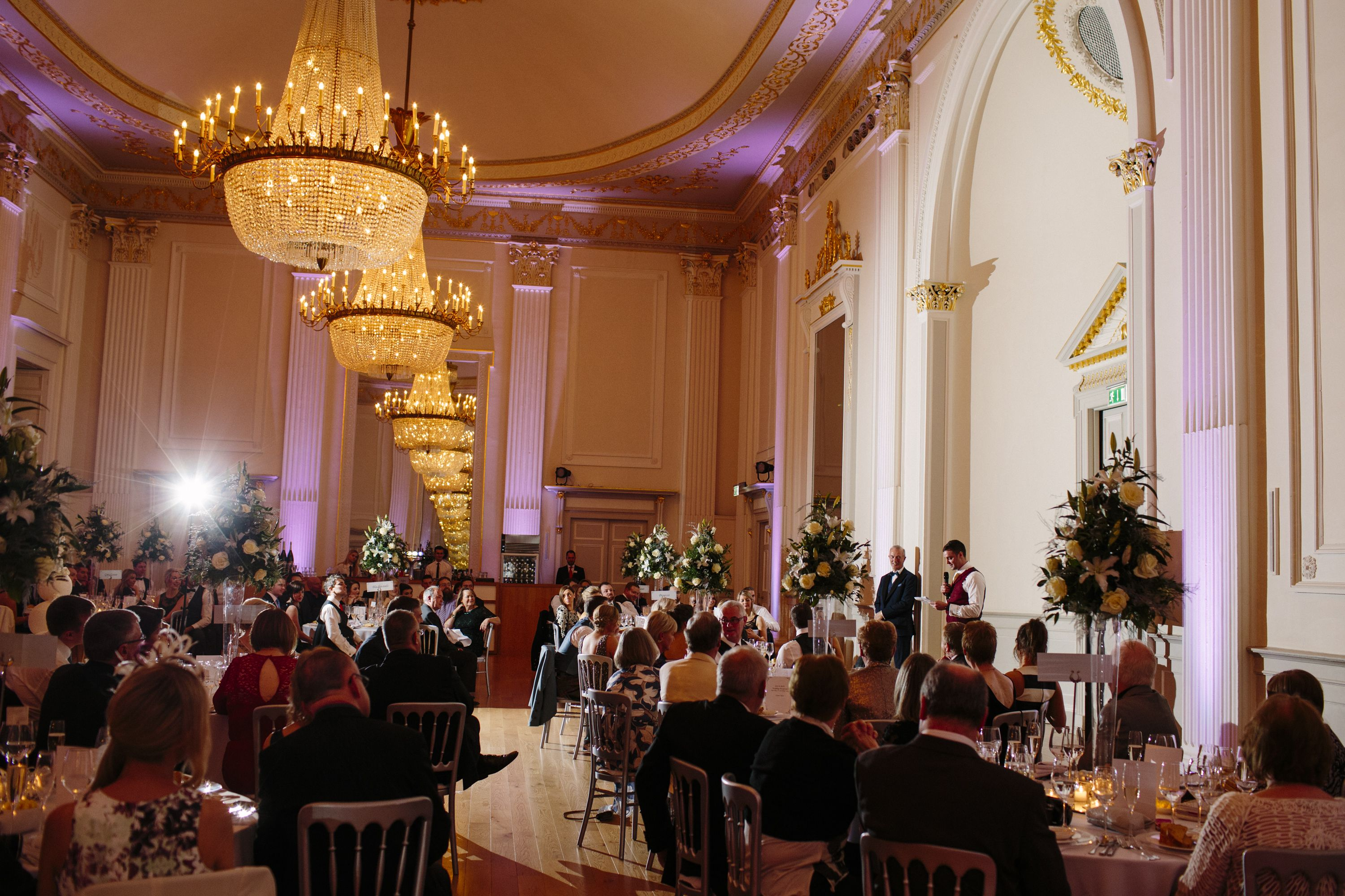 Assembly Rooms Is Perfect For Weddings