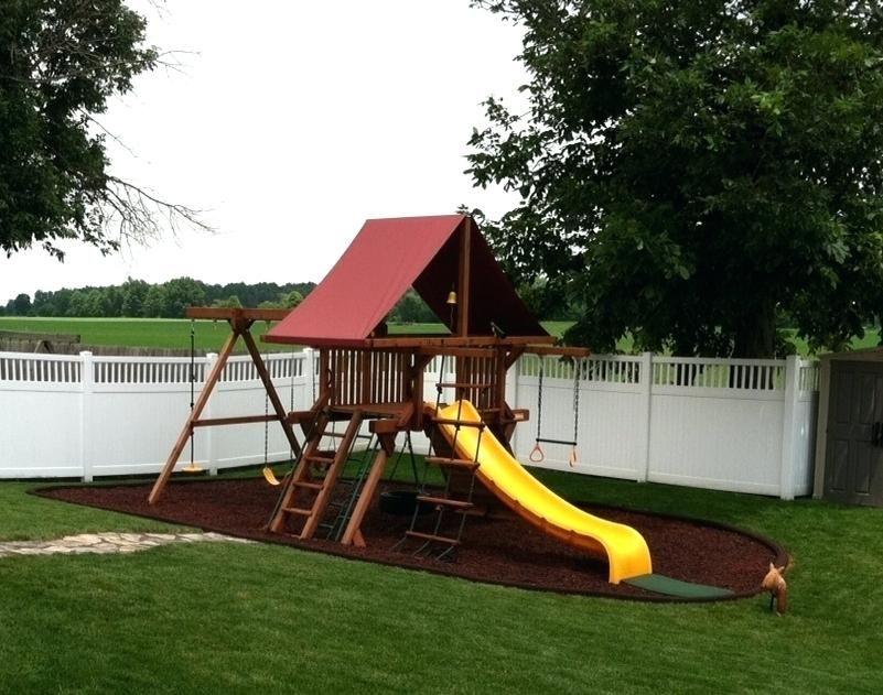 Backyard Playground Backyard playground, Playground