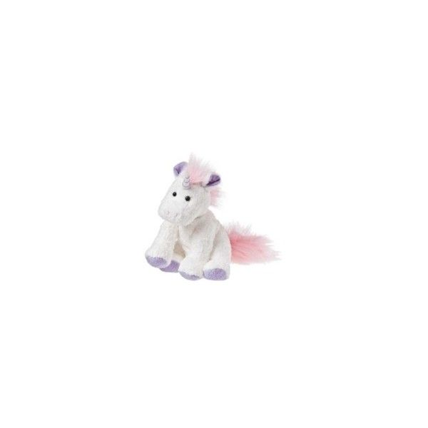 Stuffed Sweet Yvonne Plush Unicorn Sweet Rascal By Mary Meyer At... (£6.97) ❤ liked on Polyvore featuring toys, stuffed animals, fillers, unicorns and baby stuff