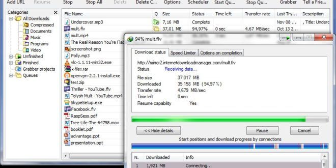 Download Manager Free Download for Windows 7