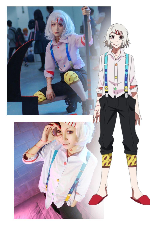 Photo of Juuzou Suzuya cosplay costume