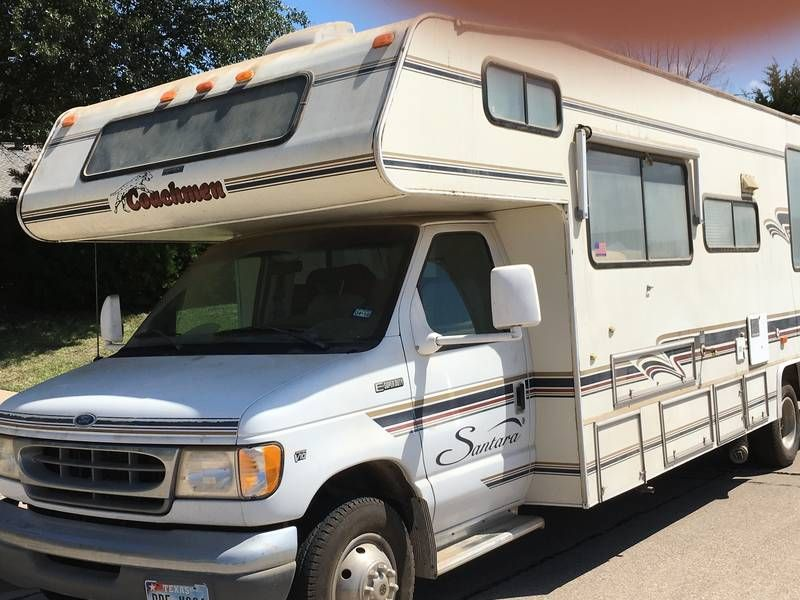 1997 Coachmen Santara 302sa For Sale Arlington Tx
