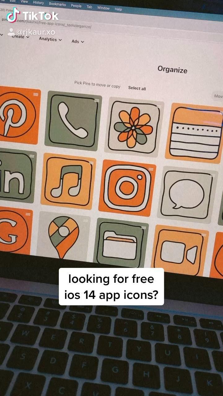 @RJKAUR.XO | free app icons!