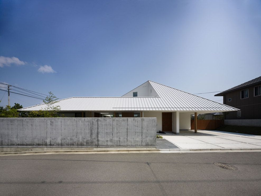 Hironaka Ogawa & Associates — House in Sanbonmatsu — Image 1 of 26 — Europaconcorsi