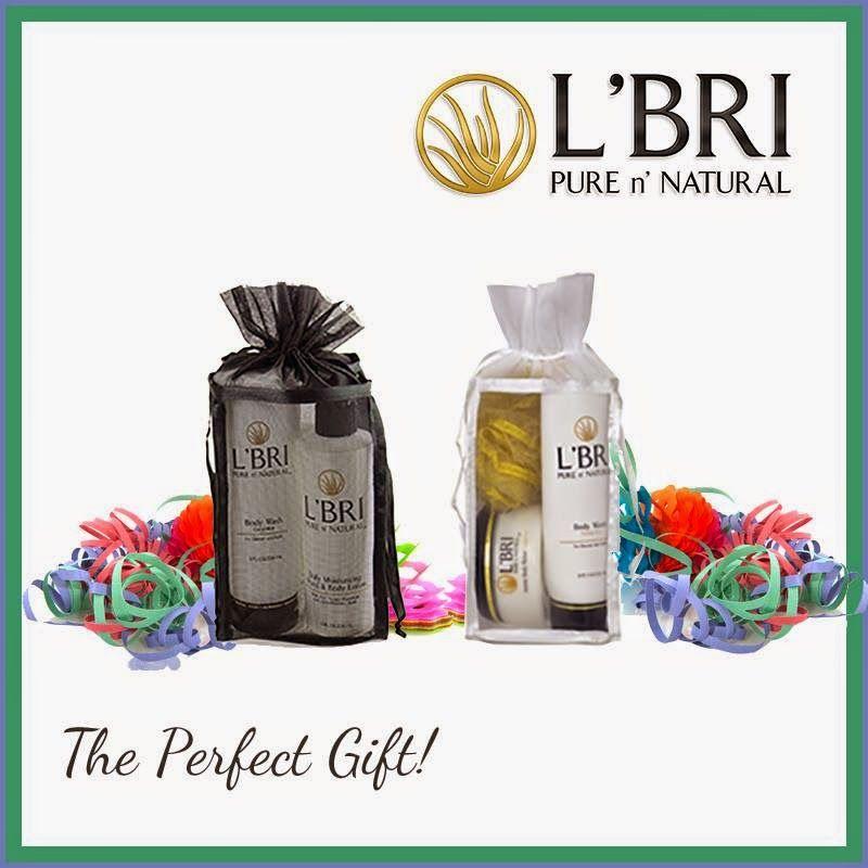 Beautiful Skin for You L'BRI skin care products make