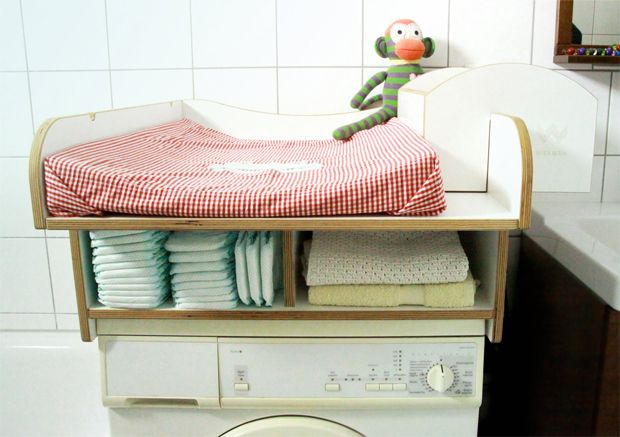 Wickelaufsatz Für Waschmaschine wickwam - wickelaufsatz für die waschmaschine. | wickeln | baby