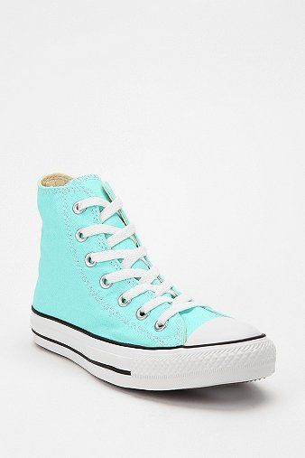 4333eab1a High Top Chuck Taylor - Mint