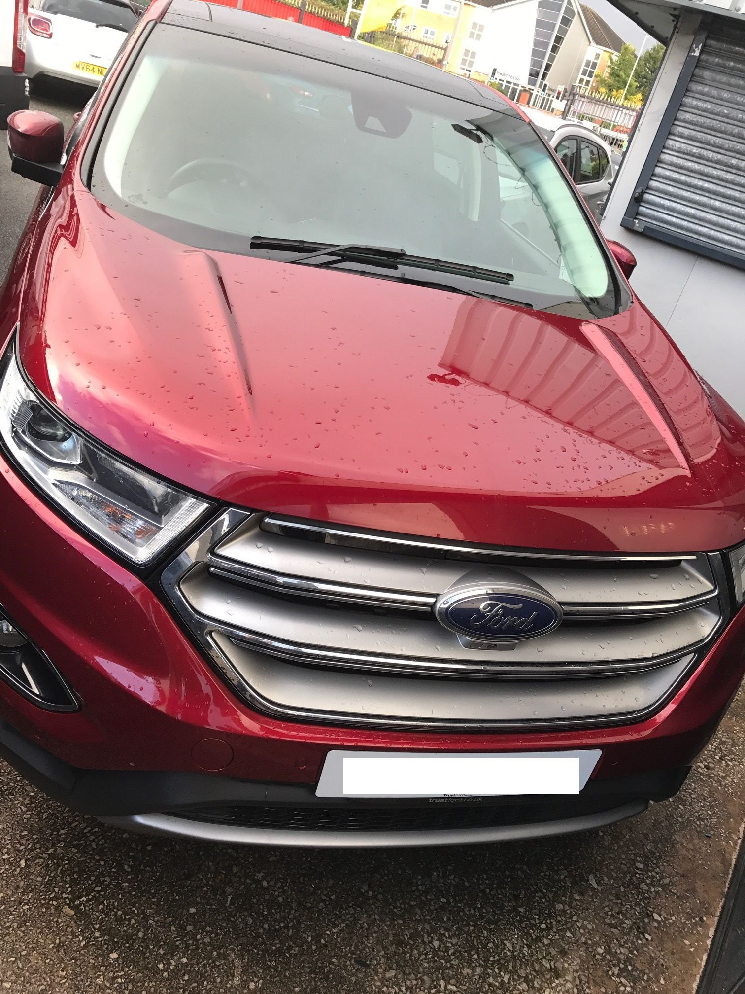The Ford Edge Leasing Deal One Of The Many Cars And Vans