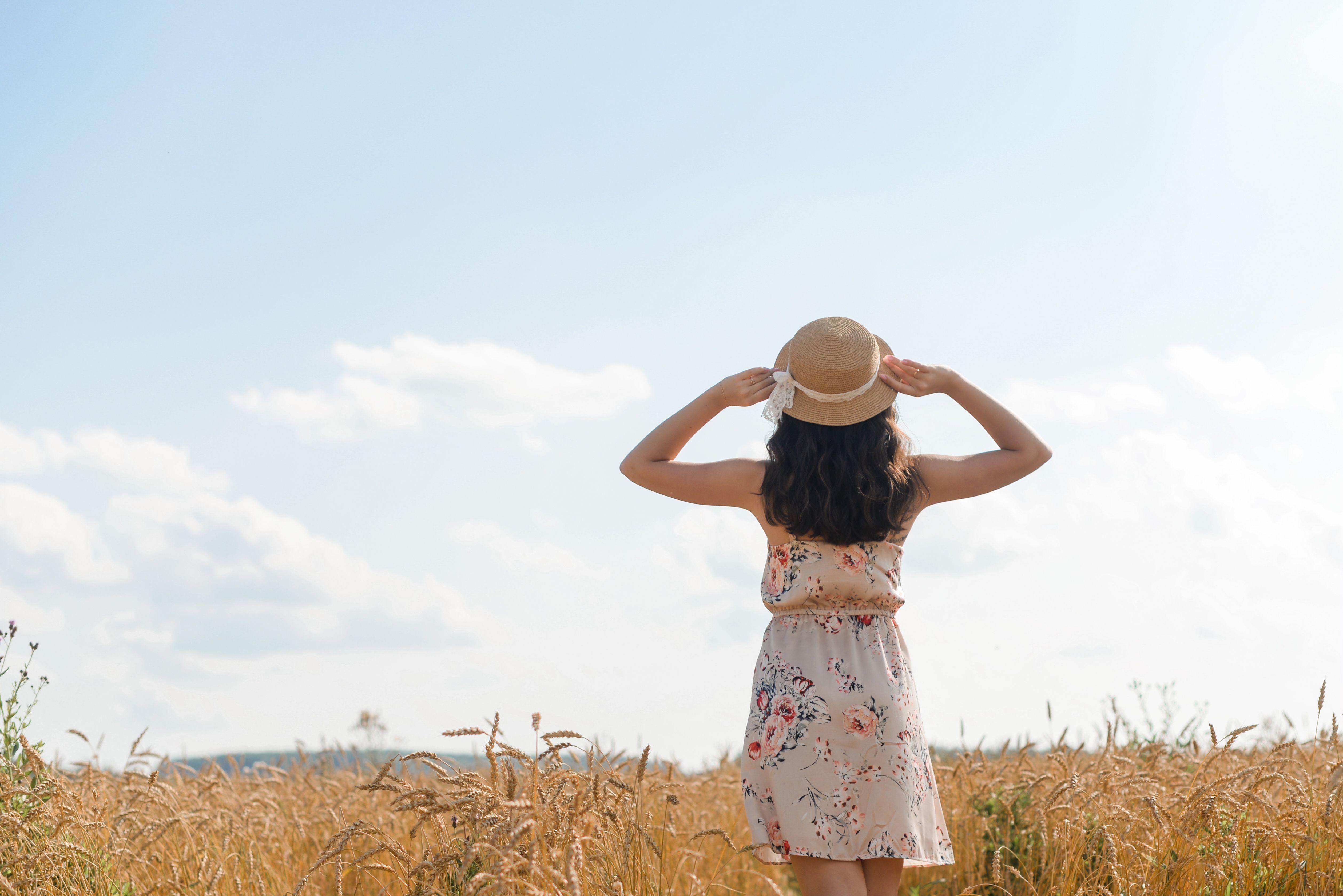 Фото на природе, пшеничные поля, золотая рожь | Пшеничные ...