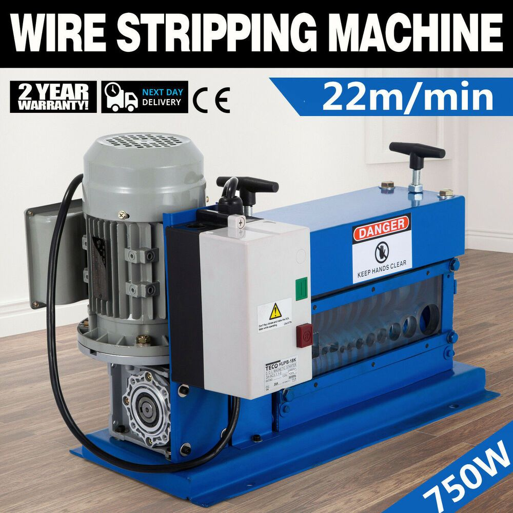 Ebay Sponsored Portable Powered Electric Wire Stripping Machine Electric Copper Wire Industrial Electrical Tools Portable Power Electrical Wiring