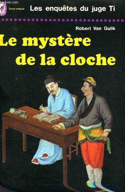 Couverture Le mystère de la cloche