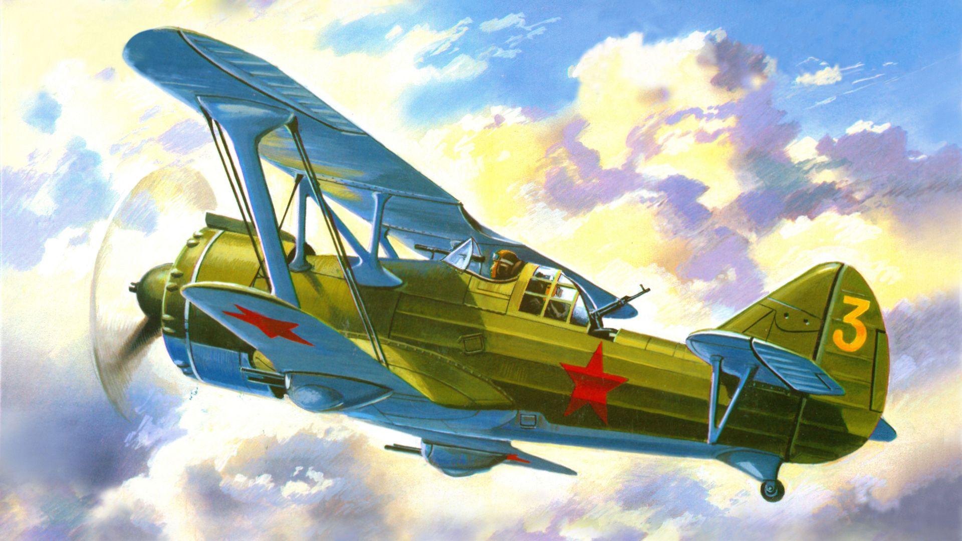 Обои Биплан, битва, Самолёт. Авиация foto 8