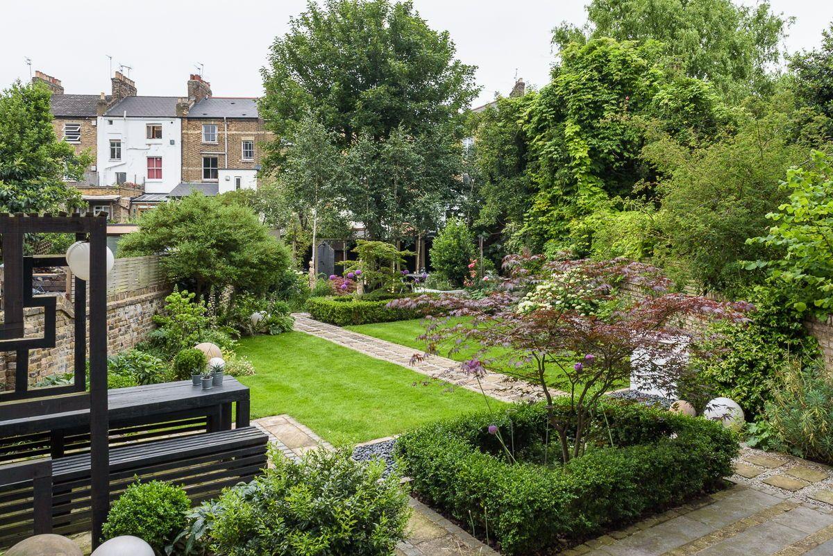 Modern Japanese Garden Design North London | Modern ...