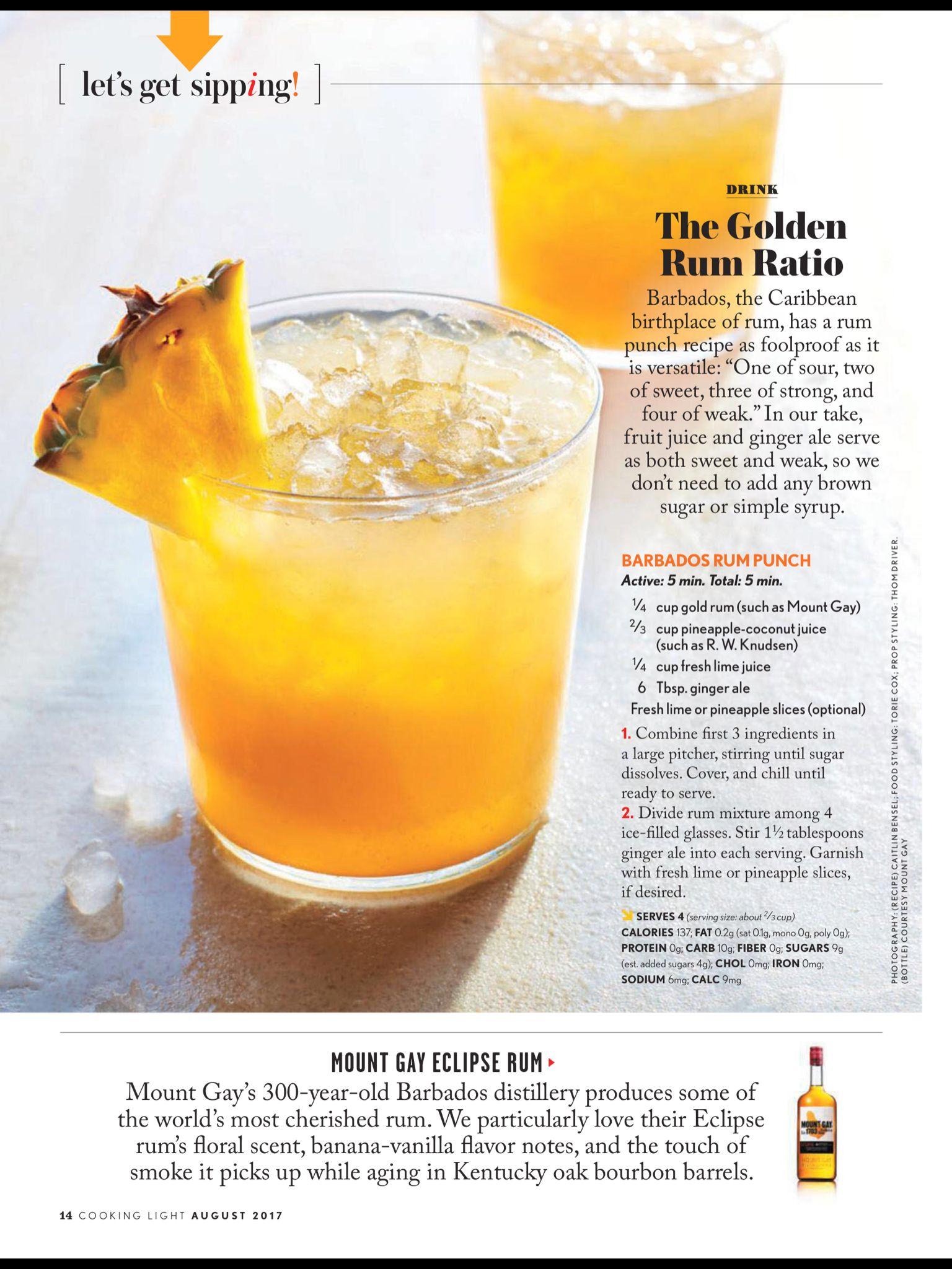 3 popular cocktail options Screwdriver