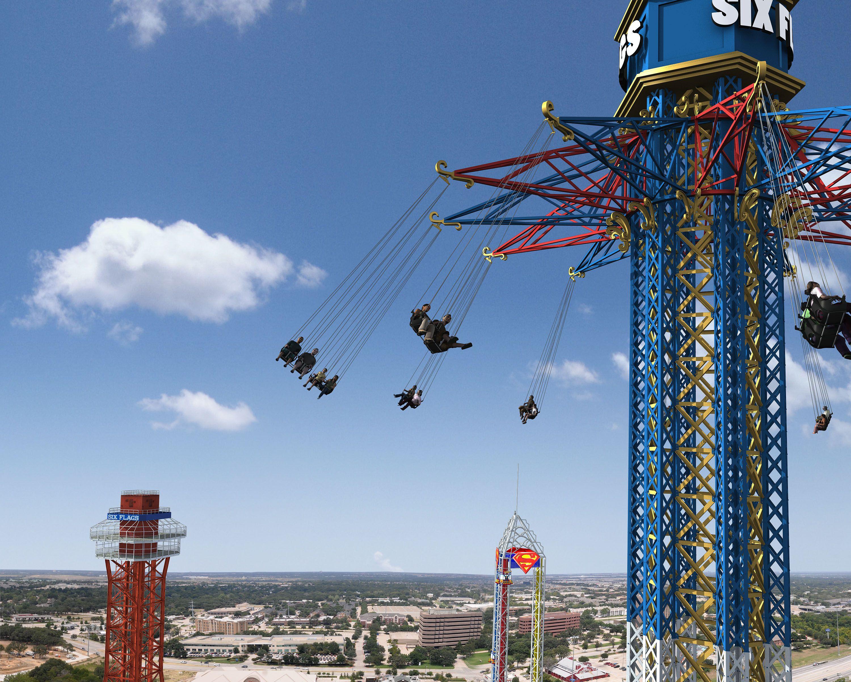 How Loud Can You Scream Sky Screamer Six Flags Us Amusementpark Activitiesinus Skyscreamer Travel Destinations Spring Break Destinations Places To Go