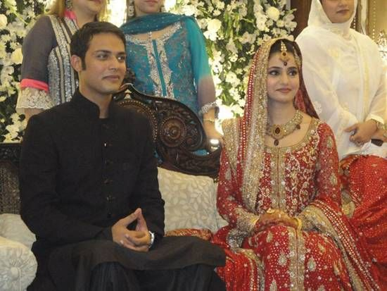 Wedding Photos Of Pakistani Actors Actress Models Singers Pakistan Hotline
