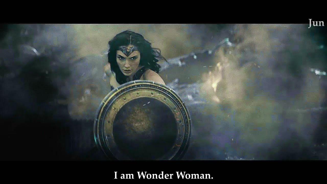 Wonder Woman + Captain America fanmade trailer [ Engsub ...