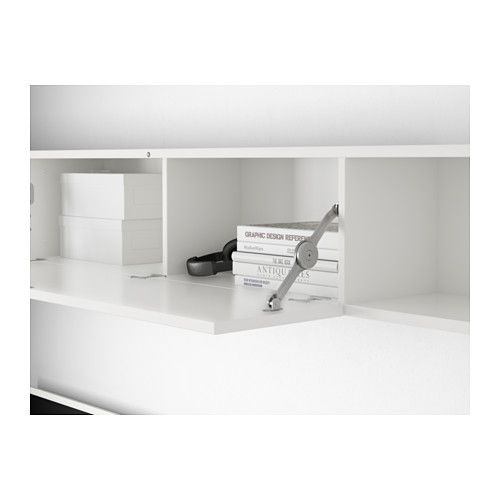 Tiny Box Room Ikea Stuva Loft Bed Making The Most Of: MOSTORP Wall Shelf, Beige High-gloss Beige