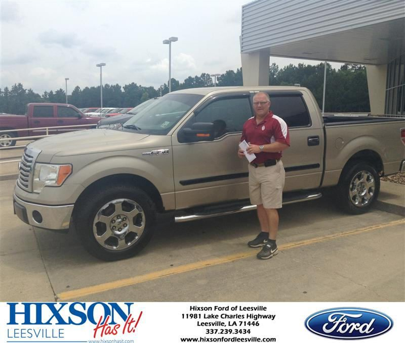 Congratulations To Rodney Helton On Your Ford F 150 Purchase From