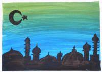 Bayram/Eid crafts for kids