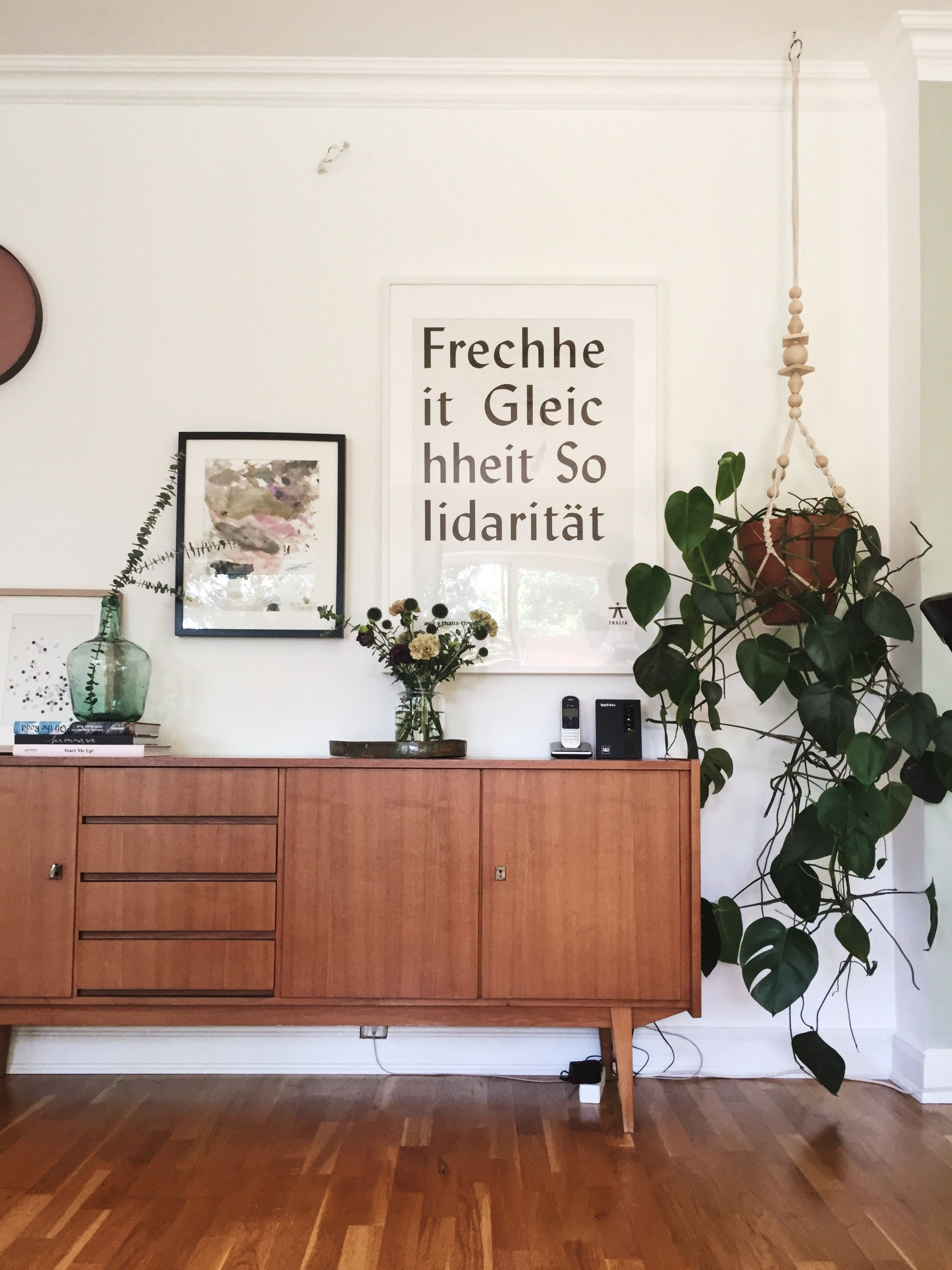 Retro-Möbel: Wohnen im Stil der 16er #16er #decoracióndesalas #Der