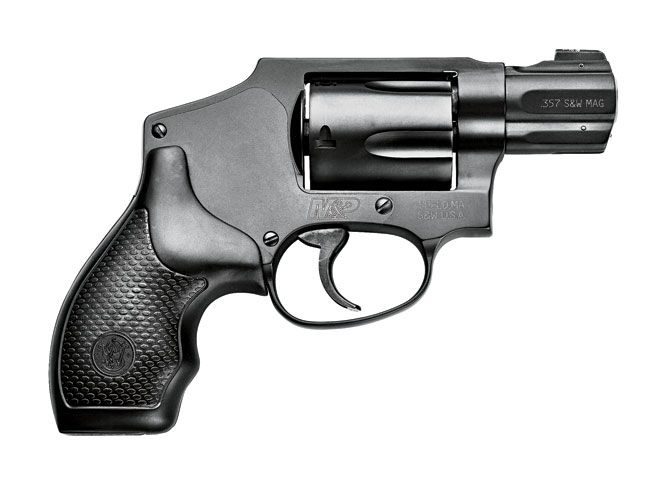 Smith & Wesson M&P340 Photo by Smith & Wesson Chambered for the ...