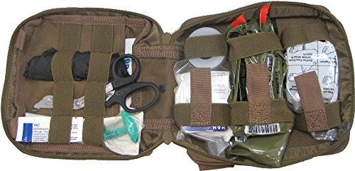 First Aid Kit By Renegade Survival for Camping and Hiking or Home and Workplace. It Is a Ifak Level #1 Drop Leg First Aid Kit for the Prepper Who Wants Tactical Gear for Trauma or to Use Case Case of a Natural Disaster or Outdoor Survival. Renegade Survival Wants You to Survive and Thrive. Renegade Survival http://www.amazon.com/dp/B00YQROI1A/ref=cm_sw_r_pi_dp_YGtuwb1NZMCME