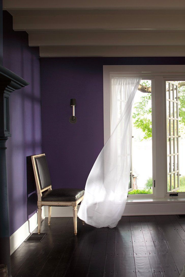 The Trendy Wall Color We Re Predicting Will Overtake Grey In 2017