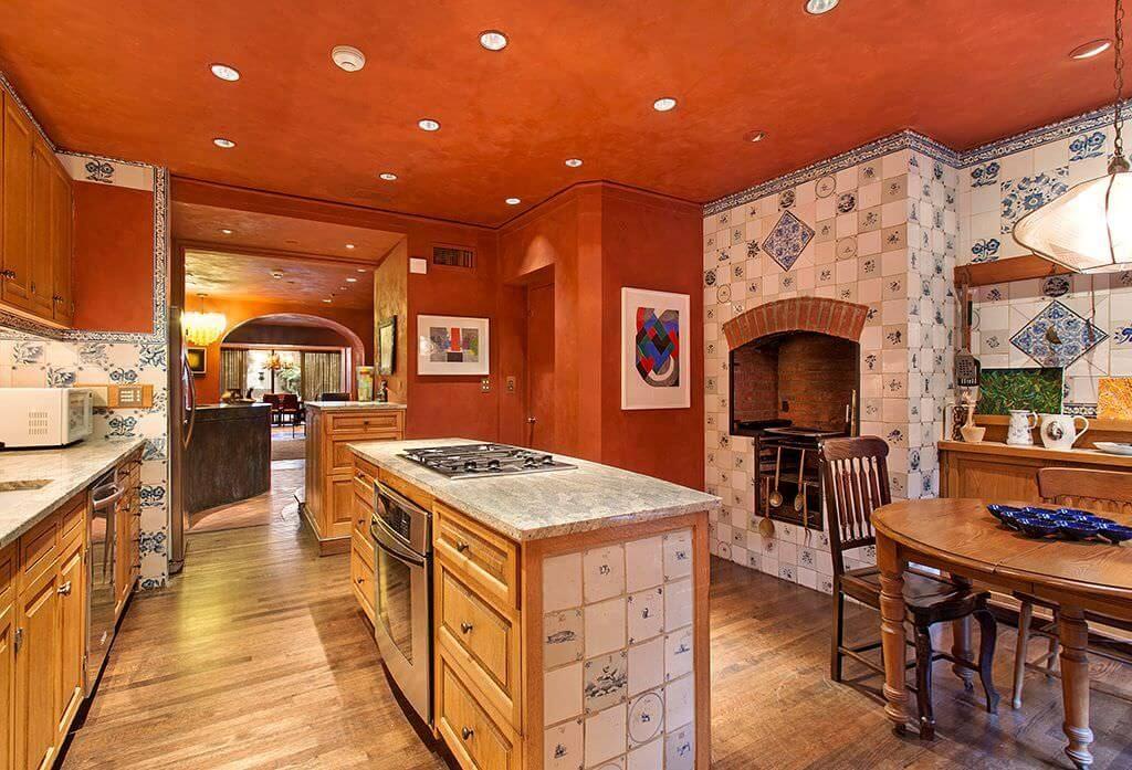 Some Orange Kitchen Theme Ideas For Your Kitchen in 2018 Kitchen