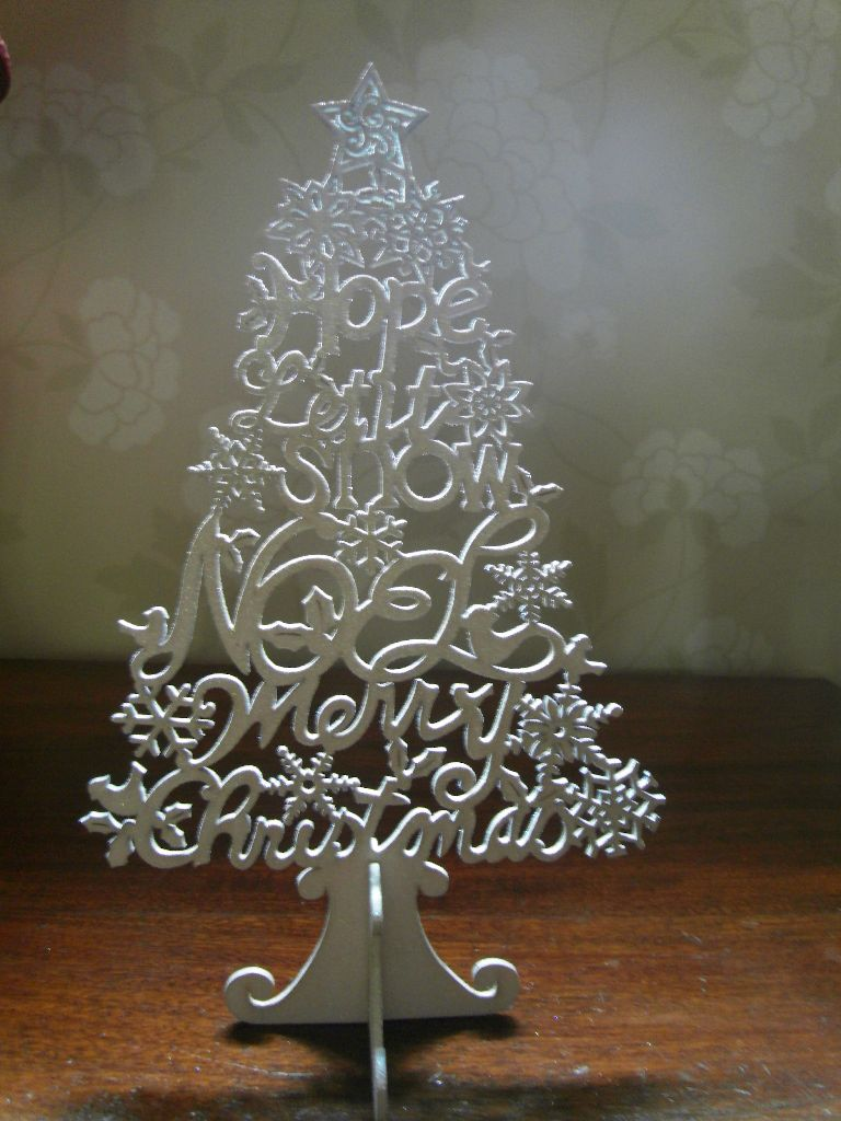 Christmas Decoration Very Pretty Decorative Lightweight White Glitter Word Fr Christmas Card Templates Free Christmas Cards Free Christmas Decorations Rustic