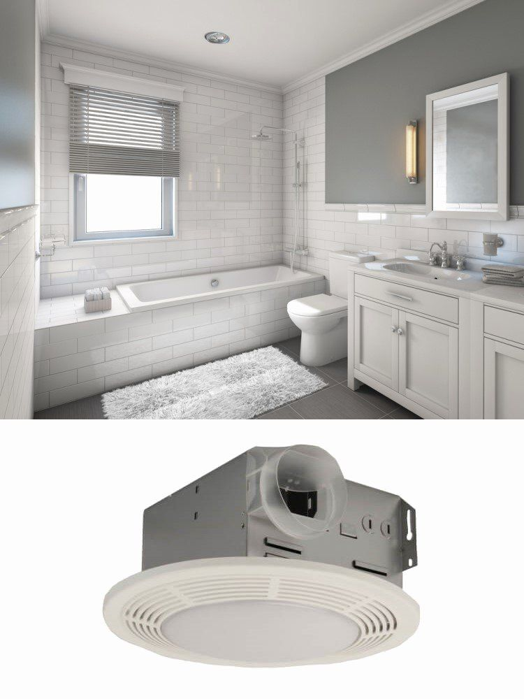 Bathroom Lights With Fan Fresh 5 Benefits Of A Bathroom Fan In 2020 Bathroom Exhaust Fan Bathroom Exhaust Bathroom Exhaust Fan Light