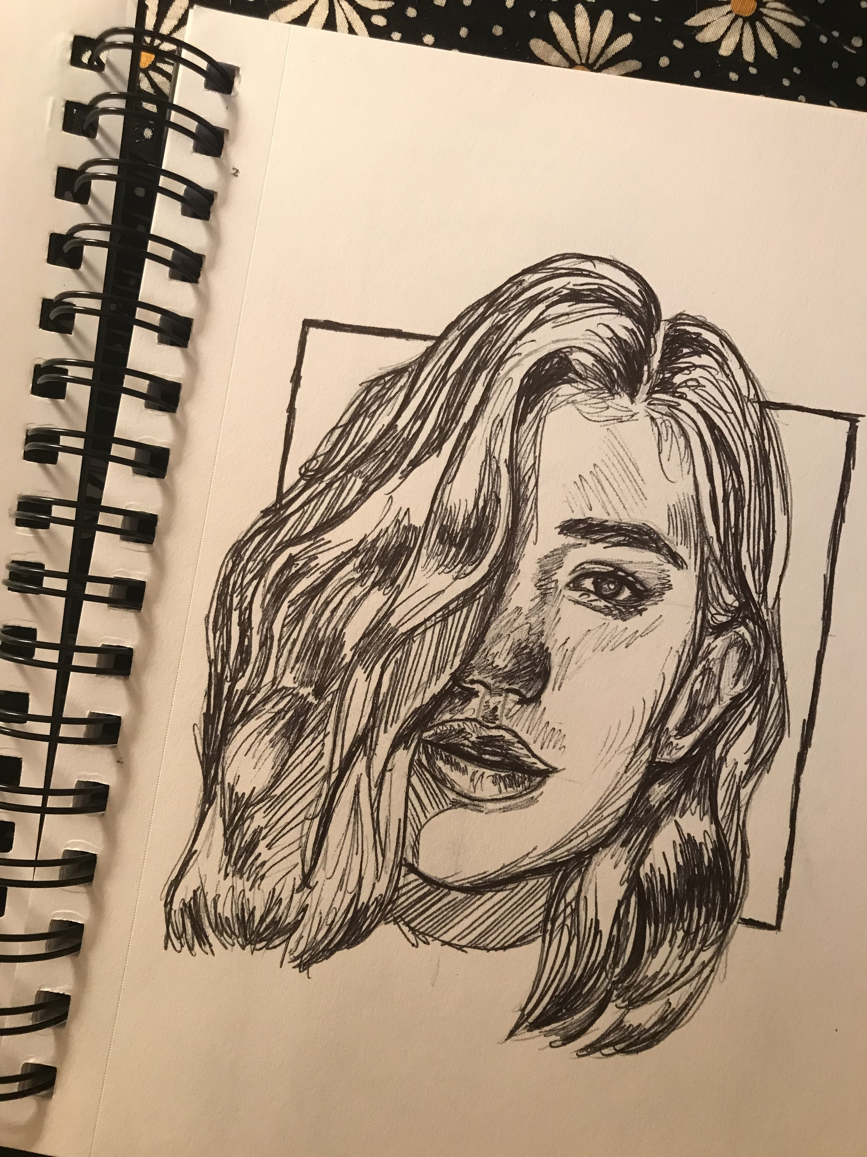 @bloomredroses on insta 💞 | Sketches, Male sketch, Female ...
