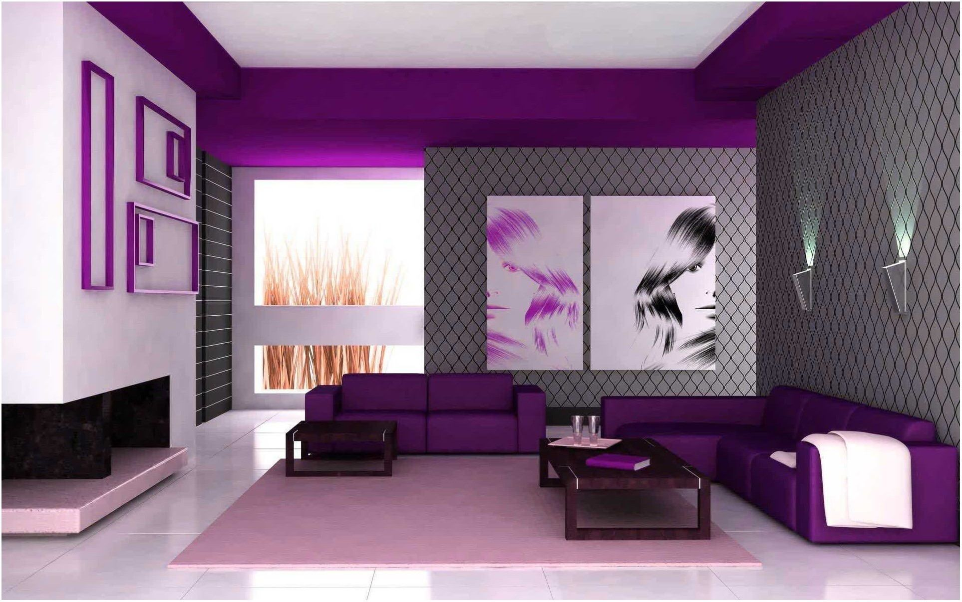 Living Room Painting Designs In Nigeria Purple Living Room Purple Wall Decor Room Colors