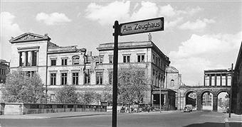 Neues Museum Und Ubergang Zum Altenmuseum 1965 Photos Images
