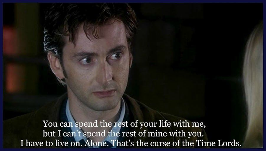 sad doctor who quotes