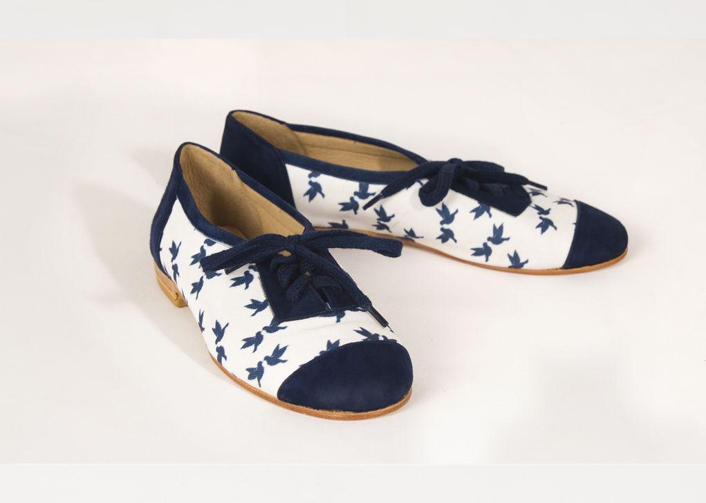 Shoes - C'est Fini Zapatos - Modelo Portofino Palomitas