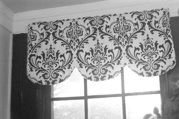 Black White Kitchen Curtains 2 Amazing Decorating