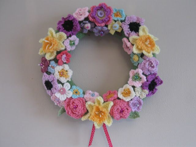Photo of Springtime wreath