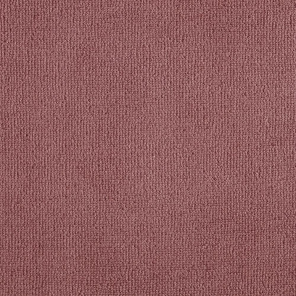 Cotton Poly Terry Velour Rose from @fabricdotcom  This soft terry velour knit fabric is perfect for loungewear, pants, jackets, hoodies, beach cover-ups and robes. It features 25% stretch across the grain, a smooth side and a velvety soft combed looped side.