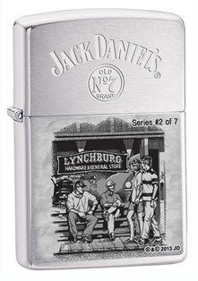 Zippo - Jack Daniel's® (Style #28737-000001-Z)