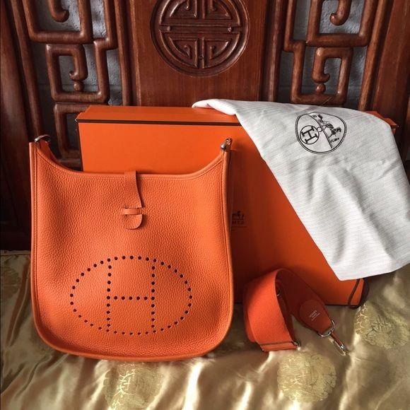 Hermes Evelyne Pm Sold Hermes Handbags Hermes Bags Hermes