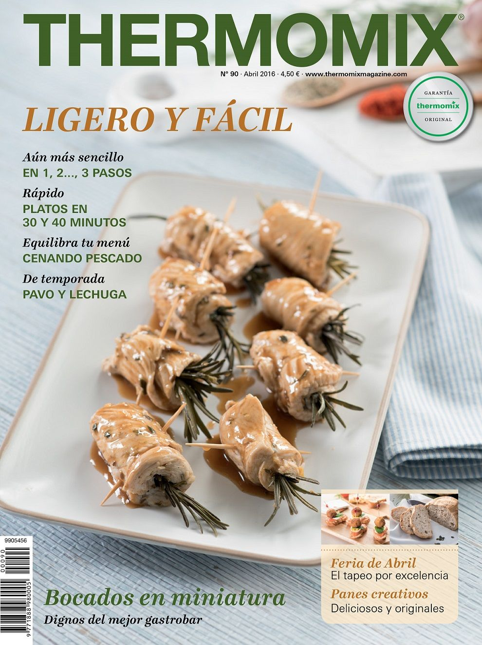 Libros De Thermomix Revista Thermomix De Abril Thermomix Pinterest Thermomix