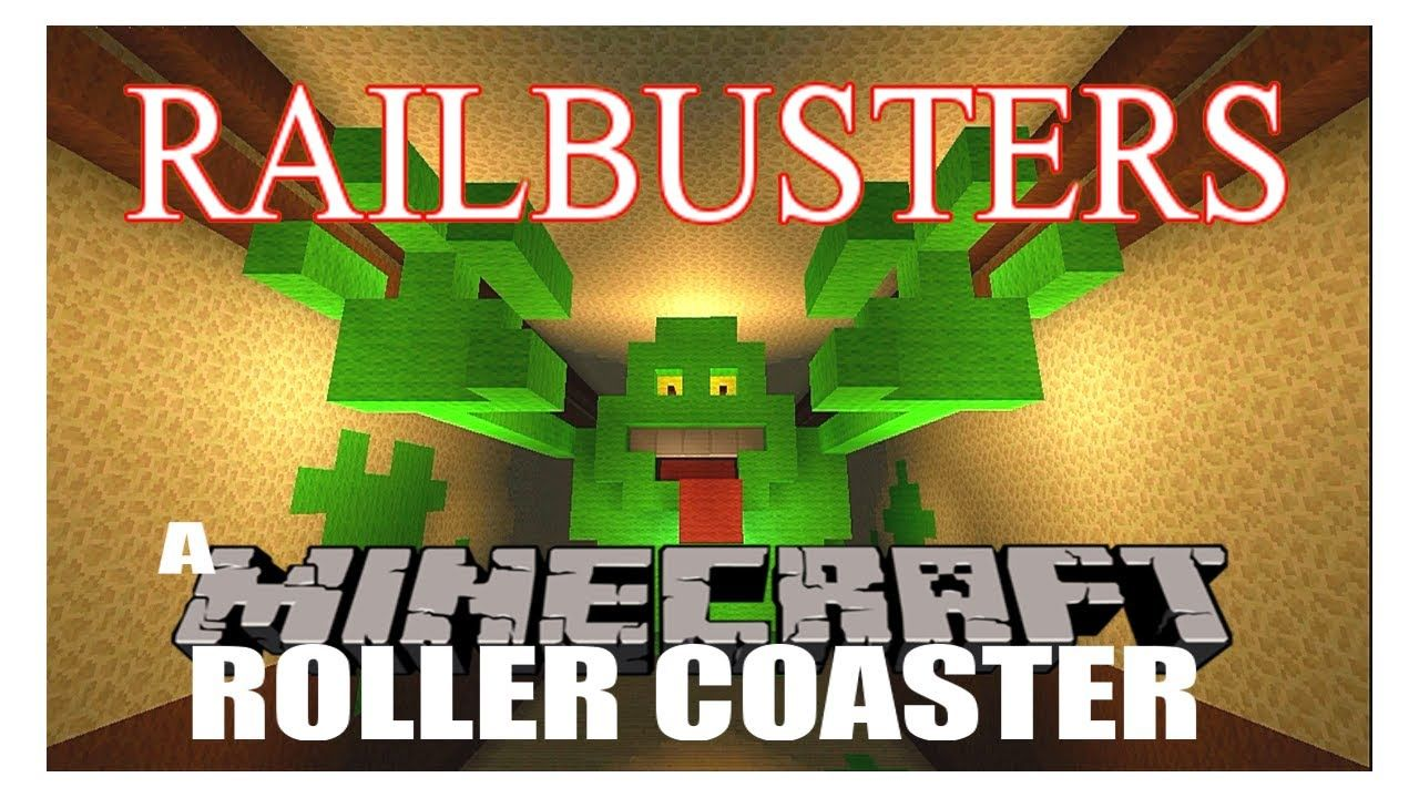minecraft railbusters map