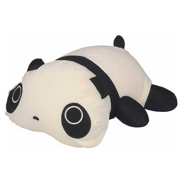 panda bean bag chair desk massager so cute pandas all the time