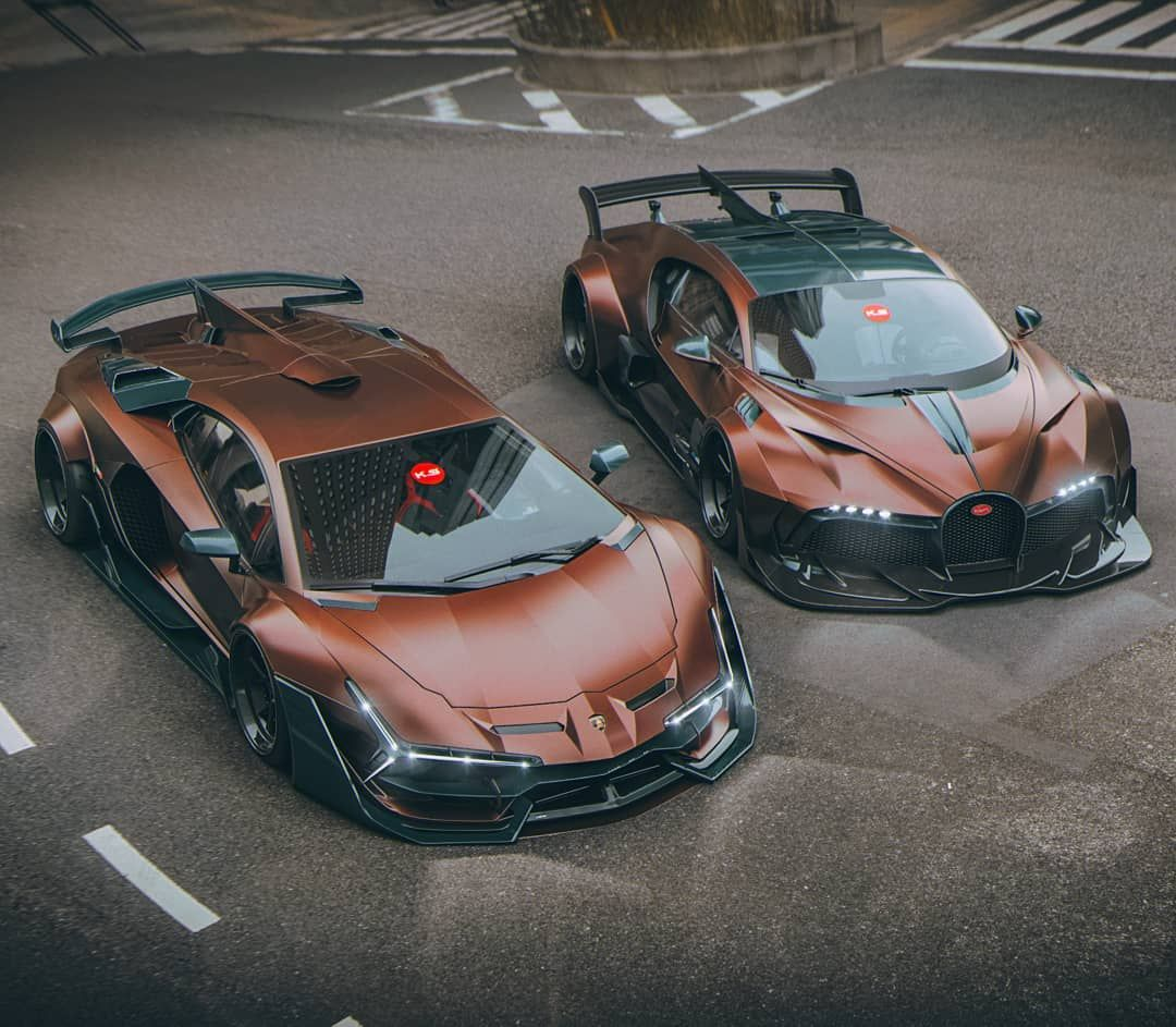 Uhhh Lamborghini X Bugatti Instagram The Kyza With Images