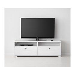 Borgsj 214 Tv Bench With Drawers Ikea Maybe Us This For